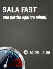 sala fast lottomatica